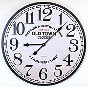 Grande horloge murale comparer les prix et offres pour - Tres grande horloge murale ...