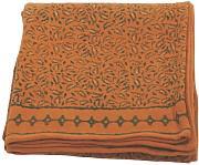 couvre lit orange comparer les prix et offres pour couvre lit orange lionshome. Black Bedroom Furniture Sets. Home Design Ideas