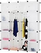 penderie plastique comparer les prix et offres pour. Black Bedroom Furniture Sets. Home Design Ideas