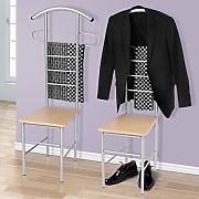 chaise valet de nuit comparer les prix et offres pour chaise valet de nuit lionshome. Black Bedroom Furniture Sets. Home Design Ideas