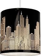 abat jour new york comparer les prix et offres pour abat jour new york lionshome. Black Bedroom Furniture Sets. Home Design Ideas